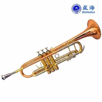シンカイ管楽器専門の規格品シンカイブランドトールペレット(昇格式アメリカラッパ)