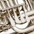 JBEP-110上低音のフラットボタンの上の低音の号の演奏の楽器の銀色