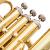 ジャズ・ラン(Jazzor)JAZORジャズ・ランタン・キーの上に低音漆・金大抱号のオーケストラ楽器があります。