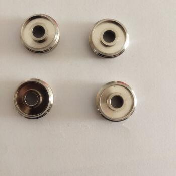 トランペルト楽器の付属品はbを下げて通用の工具のピストンパイプのスプリングのプラスチックのボタンを調整して放水弁の号の口の販売促進をボタンします。
