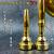 XINXIANGXI 军号冲锋号纯铜大步号小步号司号红军集结号儿童トランペット部队专用 军号保养/保养液+清洁刷3个+擦布